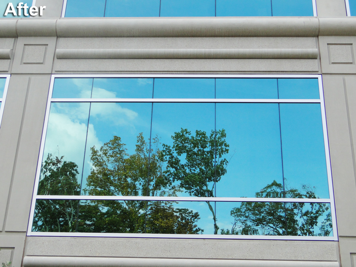 Residential Crystal Window Cleaning